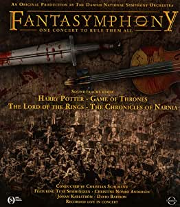 Fantasymphony [Blu-ray]