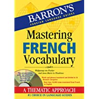 Mastering French Vocabulary with Online Audio (Barron's Voca…