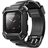 SUPCASE [Unicorn Beetle Pro] Rugged Case Strap Bands for Fitbit Blaze Fitness Smart Watch,Fitbit Blaze Bands with Protective
