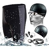 スパルタックス 水着 メンズ セット 水泳パンツ セット メンズ スイミングセット メンズ 競泳水着 セット