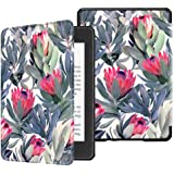 TERSELY Slimshell Case for All-New Kindle (10th Generation, 2019, Model: J9G29R) - Premium Smart Auto Sleep/Wake Shell Cover