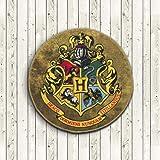 Quantum Mechanix Harry Potter Hogwarts Crest Doormat