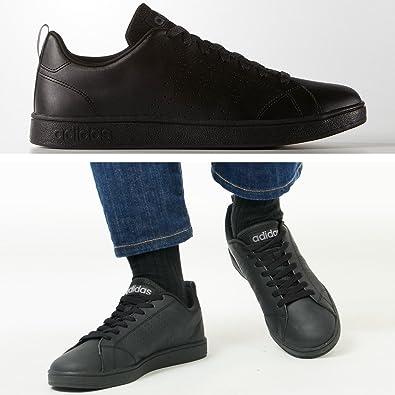 adidas neo スニーカー 黒