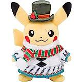 ポケモンセンターオリジナル ぬいぐるみ Pokémon Christmas Wonderland ピカチュウ