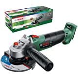 Bosch Cordless Angle Grinder AdvancedGrind 18 (Without Battery, 18 Volt System, Disc Diameter: 125 mm, in Box)