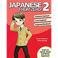 Japanese from Zero, Book 2