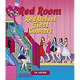 """Red Velvet 1st Concert """"Red Room"""" in JAPAN(Blu-ray Disc)(スマプラ対応)"""