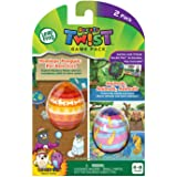 LeapFrog RockIt Twist Dual Game Pack: Penelope Penguin: Pet Detective and Animals, Animals, Animals