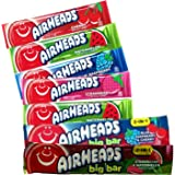 Airheads Variety Pack 12 Piece - Assorted Flavours Bulk Pack American Candy
