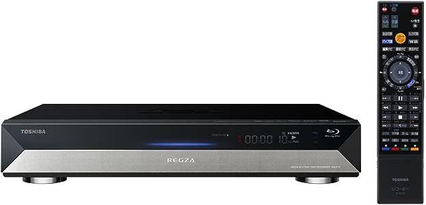 東芝 2TB 2チューナー ブルーレイレコーダー REGZA RD-X10