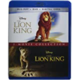 THE LION KING 2-MOVIE COLLECTION [Blu-ray]