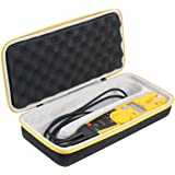 Khanka Hard Travel Case Replacement for Fluke T5-1000/T5-600/T6-1000/T6-600 Electrical Voltage Continuity Current Tester (ins