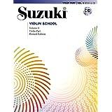 Suzuki Violin School, Vol 6: Violin Part (Book & CD)