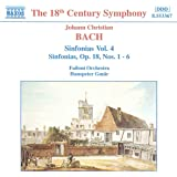Bach: Sinfonias Vol.4