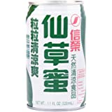 Mesona Grass Jelly Drink 320mL