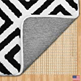 Gorilla Grip Original Area Rug Gripper Pad (9x12), Made in USA, for Hard Floors, Pads Available in Many Sizes, Provides Prote