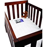BabyRest Deluxe Innerspring Double Quilted Cot Mattress (1320 x 770 x 125mm)