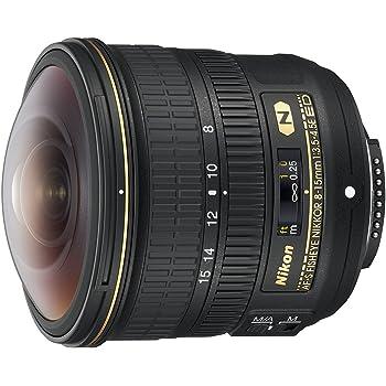 Nikon フィッシュアイズームレンズ AF-S Fisheye NIKKOR 8-15mm f/3.5-4.5E ED フルサイズ対応