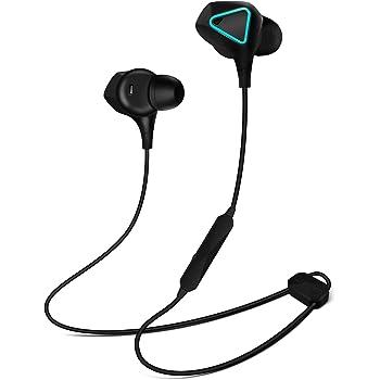 Willnorn Bluetooth イヤホン アクティブノイズキャンセリング機能搭載 apt-X対応 Hi-Fi 高音質、マイク付き 軽量 アウトドア スポーツ用 ワイヤレス ヘッドホン、収納ボックス付く