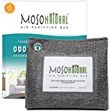 MOSO NATURAL: The Original Air Purifying Bag. 600g Stand Up Design. for Kitchen, Basement, Family Room. an Unscented, Chemica