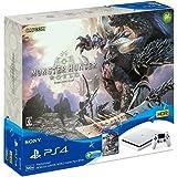 PlayStation 4 MONSTER HUNTER: WORLD Starter Pack White (CUHJ-10023)【メーカー生産終了】