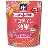 ウイダー プロテイン効果 ソイカカオ味 660g (約30回分) ソイプロテイン ボディメイク用プロテイン 鉄分 ビタミンC 特許成分EMR配合