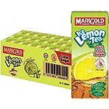 MARIGOLD Iced Lemon Tea Less Sweet, 24 x 250ml