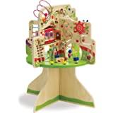 Manhattan Toy 212280 Tree Top Adventure Activity Center 22.50 x 18.00 x 18.00 Inches