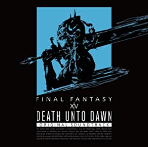 【Amazon.co.jp限定】Death Unto Dawn: FINAL FANTASY XIV Original Soundtrack (映像付サントラ/Blu-ray Disc Music) (メガジャケ付)