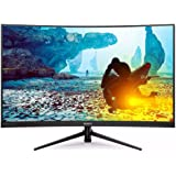 "Philips 32"" 322M8CZ VA LCD, Full HD (1920x1080), 16:9, Vesa Mount, VGA, DisplayPort, HDMI x 2, Kensington Lock"