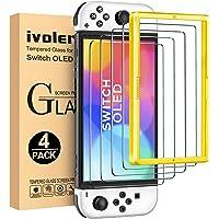 [4枚入り] [Switch 有機ELモデル対応] iVoler Switch 有機ELモデル /Switch OLED…