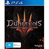 Dungeons 3 Complete Collection - PlayStation 4