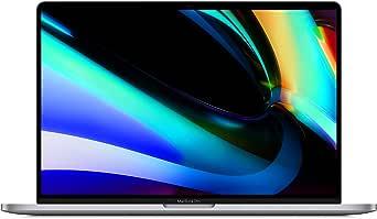 New Apple MacBook Pro (16インチ, 16GB RAM, 512GBストレージ) - スペースグレイ