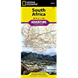 National Geographic Adventure Map South Africa