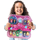 Tara Toy Disney Princess Deluxe Sparkling Necklace Activity Set - Amazon Exclusive