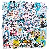 Hatsune Miku Stickers 50pcs