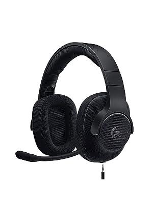 【Amazon.co.jp限定】Logicool G ロジクール G ゲーミングヘッドセット G433BK PS5 PS…