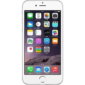 Apple iPhone 6 128GB シルバー 【国内版SIMフリー】MG4C2J