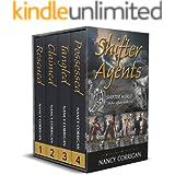 Shifter Agents: Shifter Affairs, Books 1-4, Paranormal Suspense Romance (Shifter World)