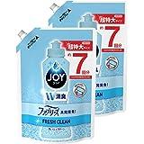 【まとめ買い】 ジョイコンパクト 食器用洗剤 W消臭 ファブリーズ共同開発 フレッシュクリーン 超特大 960ml × 2個