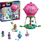 LEGO Trolls World Tour Poppy's Hot Air Balloon Adventure 41252 Building Kit, an Ideal  Creative Play