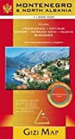 Montenegro - Albania North Geographical 2019