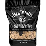 Jack Daniel's 01749 BBQ Smoking Chips, 1 pack, Black