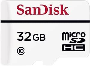 SanDisk ( サンディスク ) 32GB microSDHCカード Class10 ビデオ録画用5000h(Full HD) SDSDQQ-032G-G46A [ 海外パッケージ ]