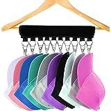 Hat Hanger Cap Holder Organiser Australia - Storage for 10 Caps, Hats – For Wardrobe Coat Hangers – Keep Your Baseball Basket