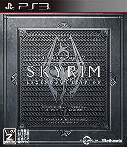 The Elder Scrolls V: Skyrim Legendary Edition【CEROレーティング「Z」】 - PS3