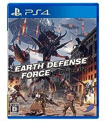 【PS4】EARTH DEFENSE FORCE:IRON RAIN【早期購入特典】プロダクトコードチラシ(封入)