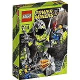 レゴ (LEGO) パワー・マイナーズ ロック・モンスター・キング 8962