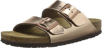 Birkenstock Sandals Arizona Metallic Copper
