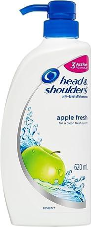 Head & Shoulders Apple Fresh Anti-Dandruff Shampoo 620ml